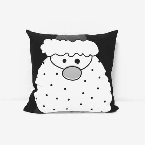 Santa Claus Cushion Cover