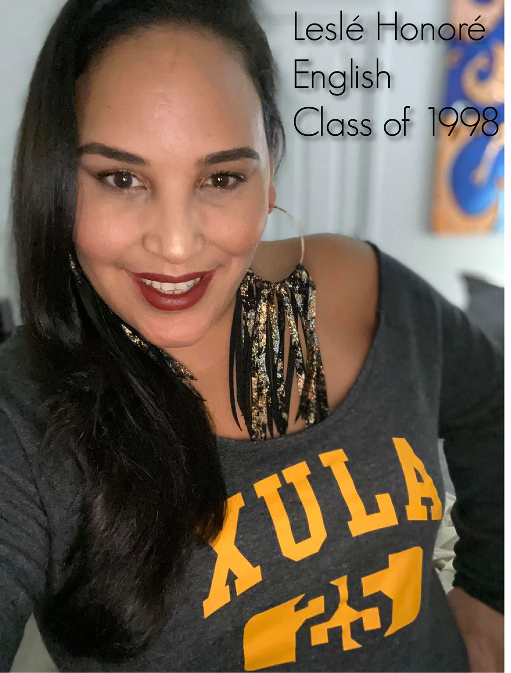 XULA 25 Off the Shoulder Crewneck