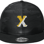 The X - New Era ® 9Fifty Camo Snapback