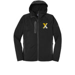 The X -  North Face® Canyon Flats Fleece Hooded Jacket
