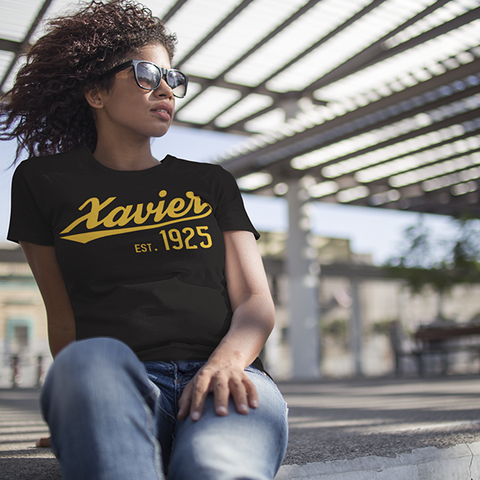 Xavier 1925 Ladies T-Shirt