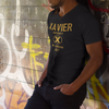 Xavier Graphic V-Neck