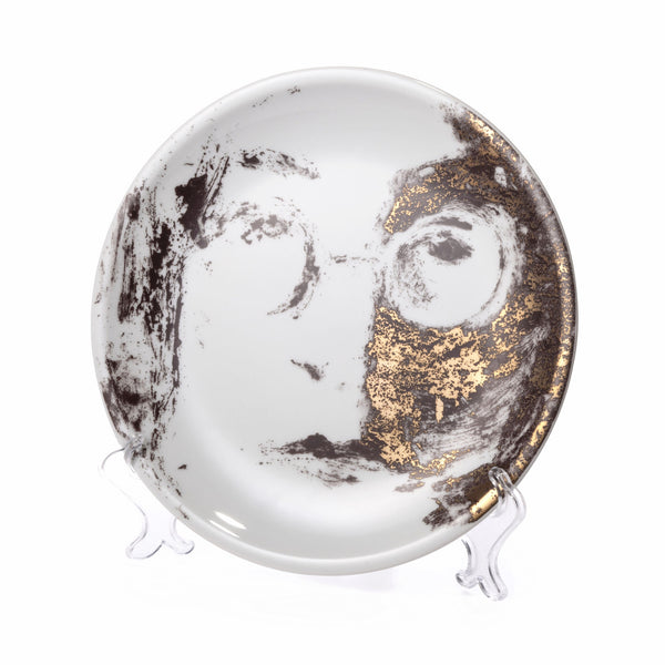 Decorative porcelain plate - Nine beats of memory 1
