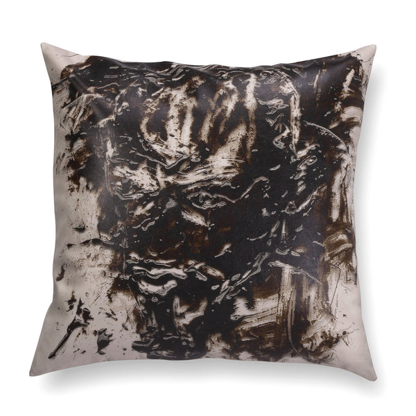 Decorative contemporary pillow - Reflections 4