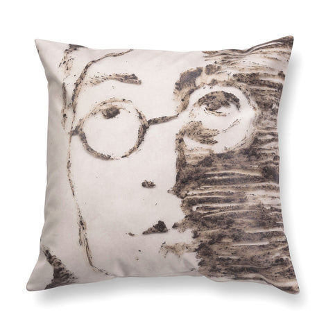 Decorative contemporary pillow - Nine beats of memory 7