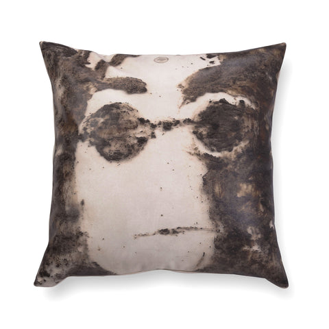 Decorative contemporary pillow - Nine beats of memory 8