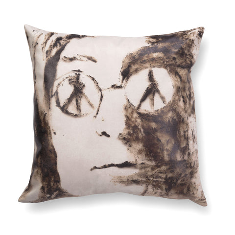 Decorative contemporary pillow - Nine beats of memory 6