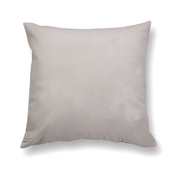 Decorative contemporary pillow - Reflections 1