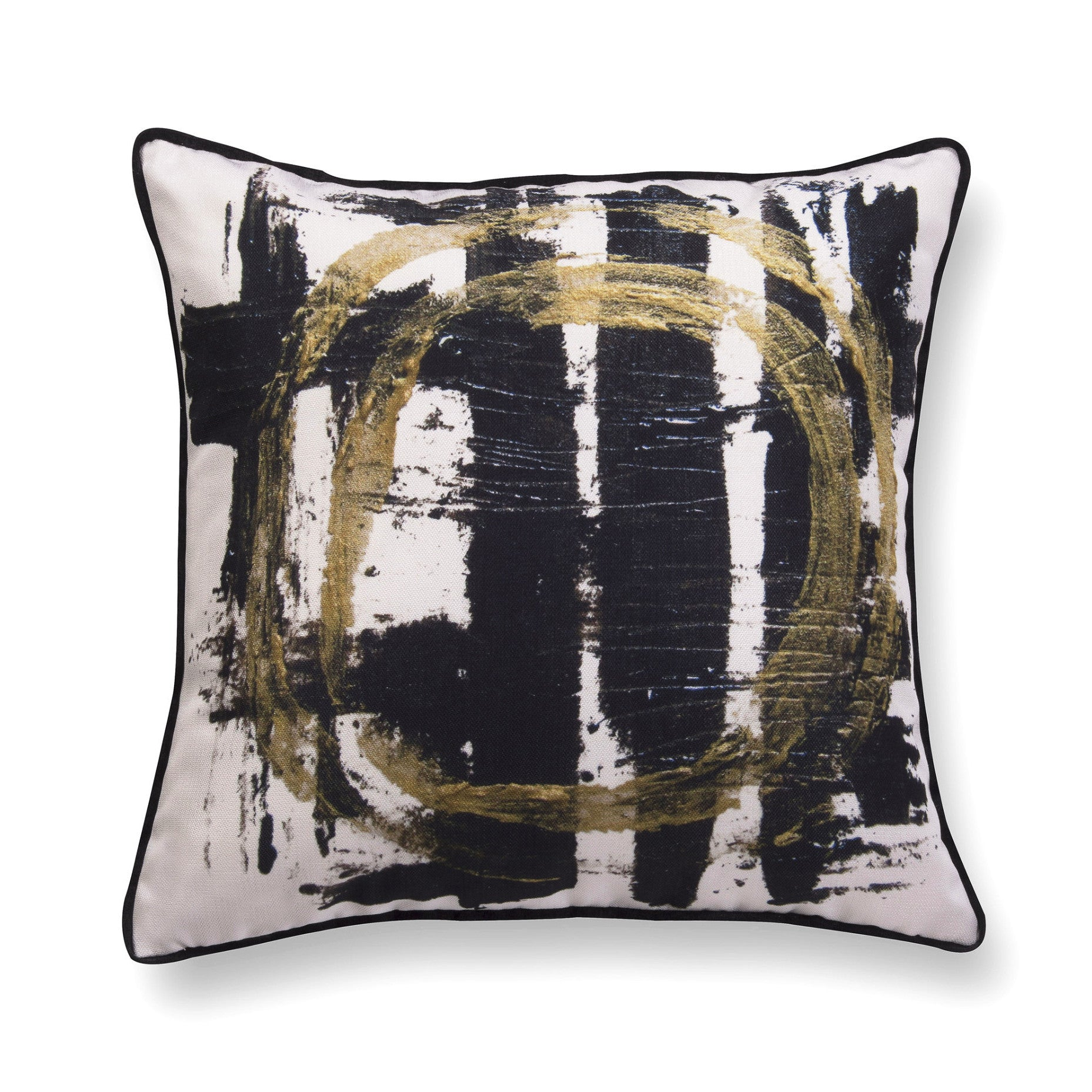 Fine accent pillow - Encounters 4