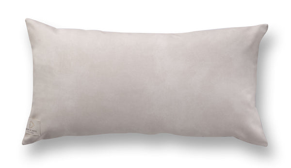Contemporary rectangle pillow - Enigmatic Script 2