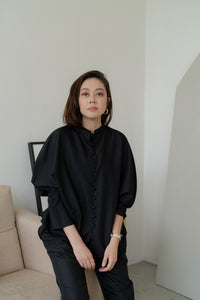 LIV Blouse in Black