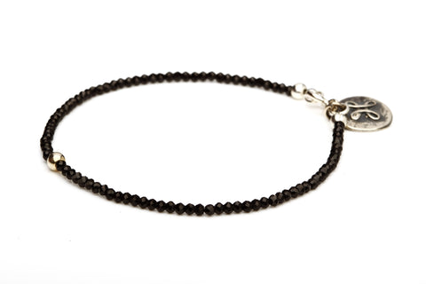 Basalt necklace