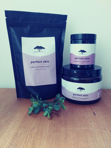 Image of Perfect Skin (Coffee Scrub) 300g