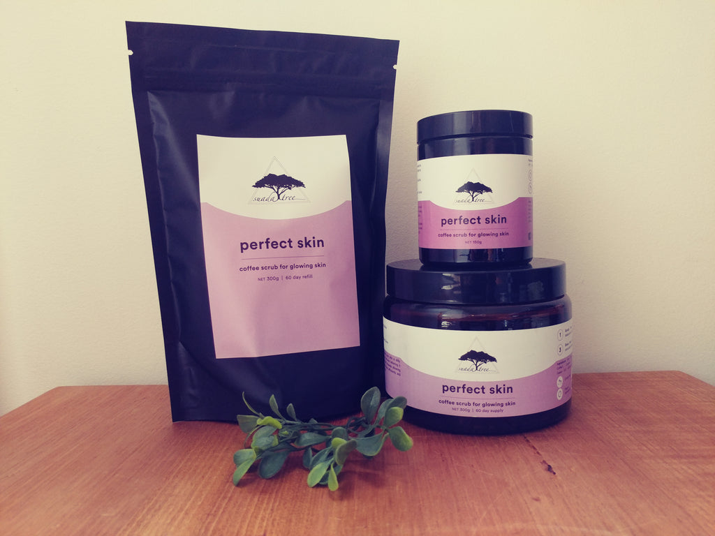 Perfect Skin (Coffee Scrub) 150g