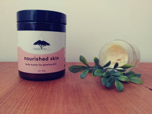 Nourished Skin (Orange Body Butter) 70g