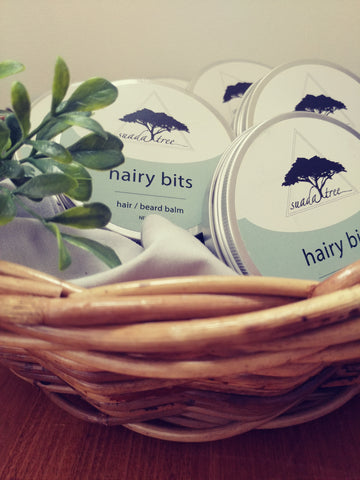 Image of Hairy Bits (Hair/Beard Balm) 60g