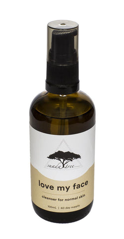 Image of Love My Face (Tonic for Normal Skin) 100mL
