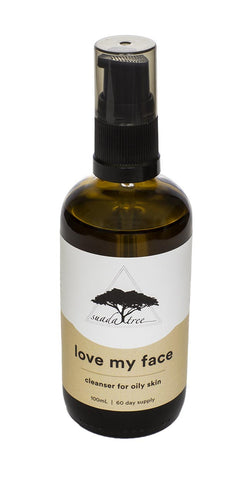 Love My Face (Tonic for Oily Skin) 100mL