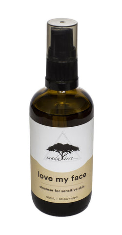 Love My Face (Tonic for Sensitive Skin) 100mL