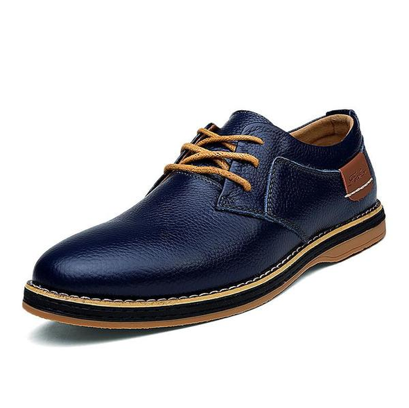 Classic Blue Oxfords