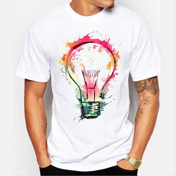Printed Genius T-Shirt