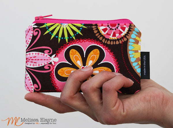 Coin Purse, Change Pouch