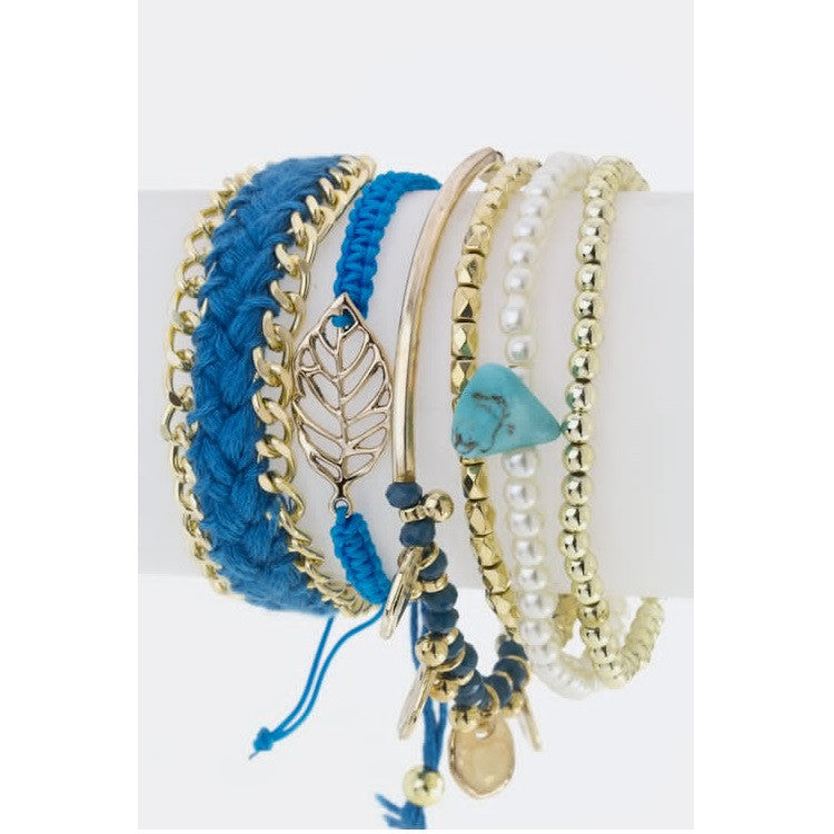 Turquoise Arm Candy Bracelets