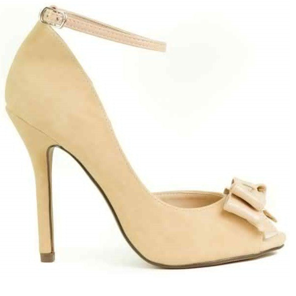Beige Barret Shoes