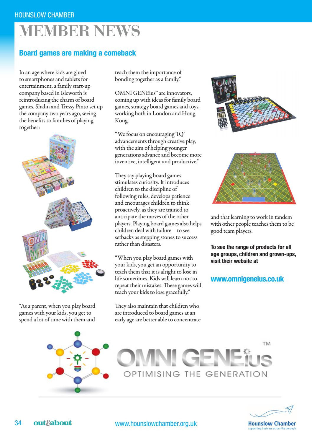 Omni GENEius Featured