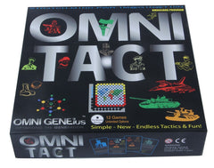OMNI TACT (Family) Family board games uk Omni GENEius