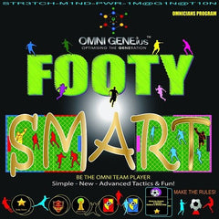 FOOTY SMART Board games for kids Omni GENEius