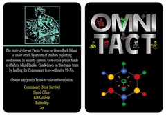 OMNI TACT (Family) Strategy board games Omni GENEius