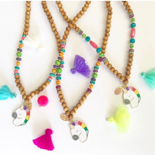 Girls' Unicorn Necklace