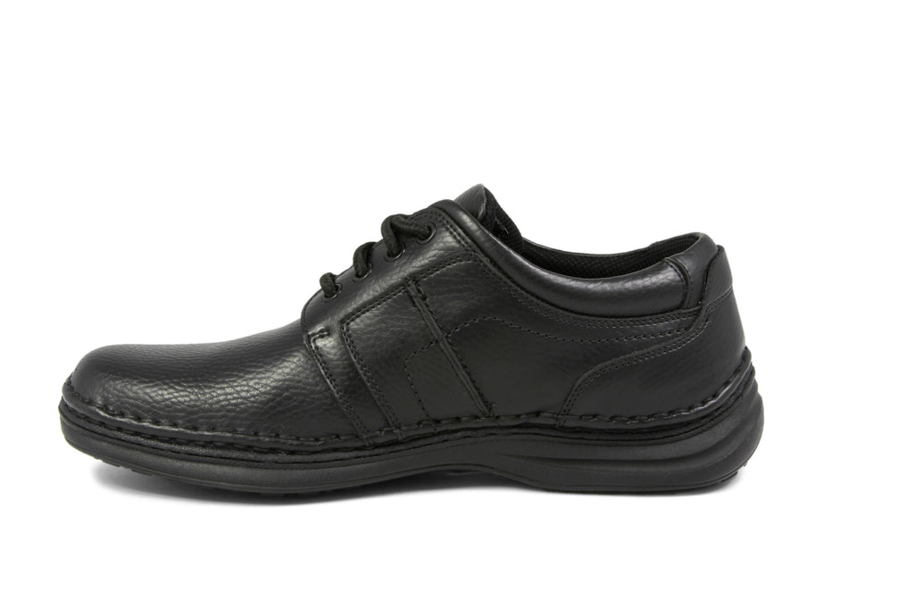 Vince Tumbled Leather Oxford