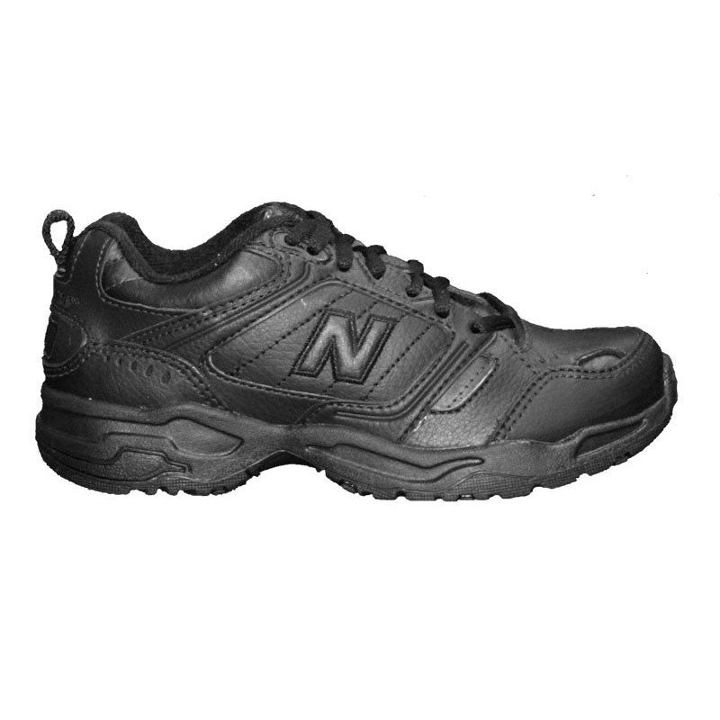 New Balance-Children's Black Athletic Tie