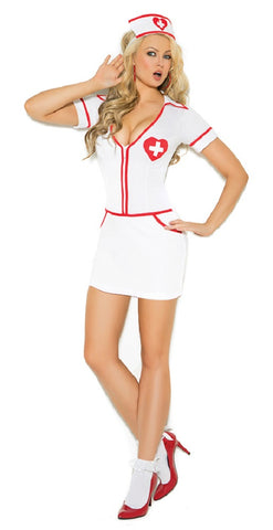 "SC9096-2 PC SLICKCHIX ""HEART THROB HOTTIE"" COSTUME"