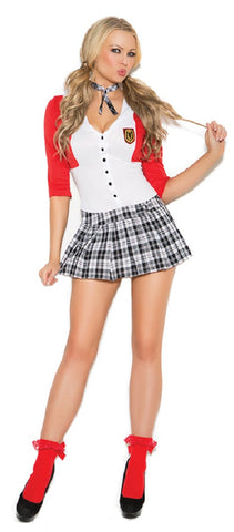 "SC9113-2 PC SLICKCHIX ""DEAN LIST DIVA"" COSTUME"