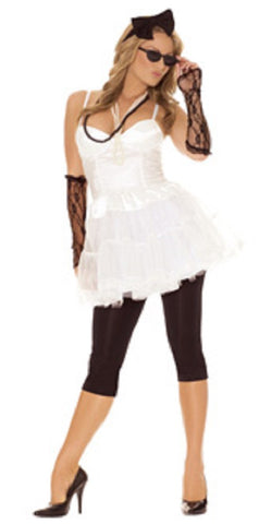 WOMENS ROCK STAR COSTUME SC9117