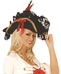 "SLICKCHIX ""PIRATE HAT"" ACCESSORY"