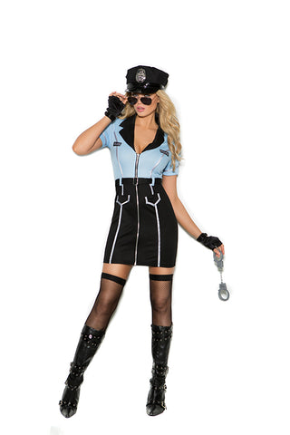 SC99069-4 PC OFFICER LAWLESS COSTUME