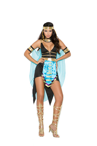 SC99073-5 PC QUEEN OF THE NILE COSTUME