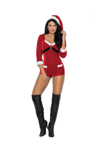 WOMENS 2 PC HOLIDAY CUTIE COSTUME SC99079