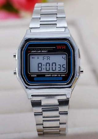 LED DIGITAL DISPLAY WRIST WATCH SC-BL9028
