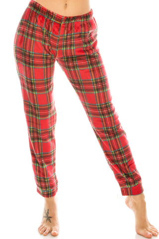 Flannel Pj Pants