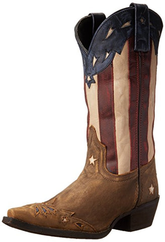 SCCNTRY015-LAREDO WOMEN'S KEYES WESTERN BOOT