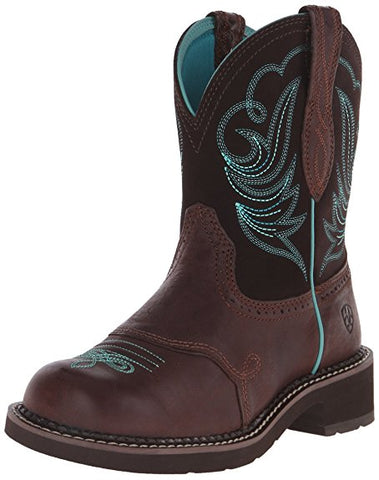 SCCNTRY014-ARIAT WOMEN'S FATBABY COLLECTION WESTERN COWBOY BOOTS