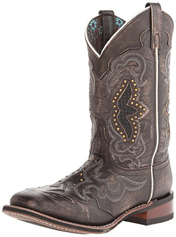 SCCNTRY018-LAREDO WOMEN'S SPELLBOUND WESTERN BOOT