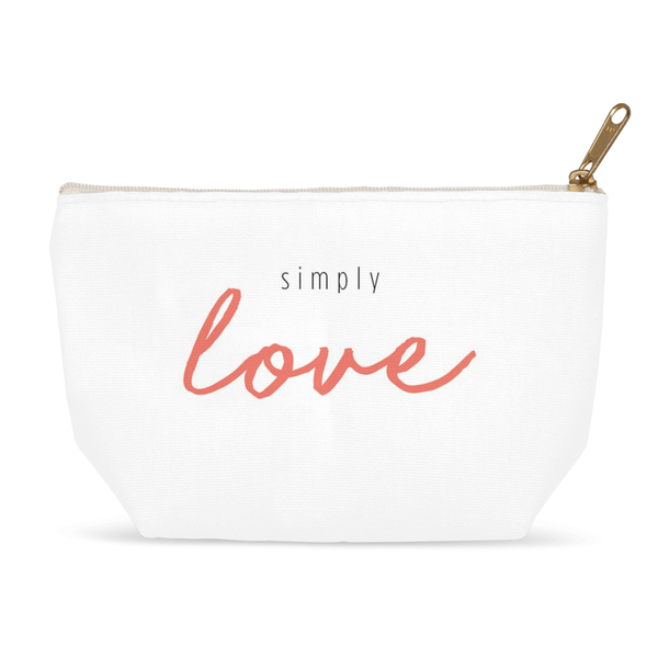 Simply Love Zipper Pouch