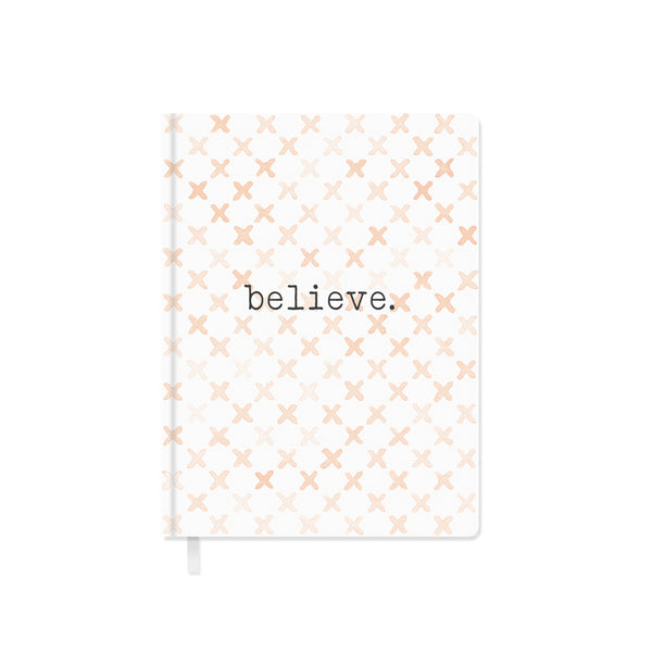 Believe. Journal