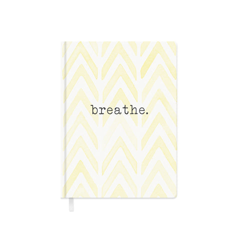 Breathe. Journal